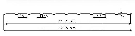 Схема ТП8